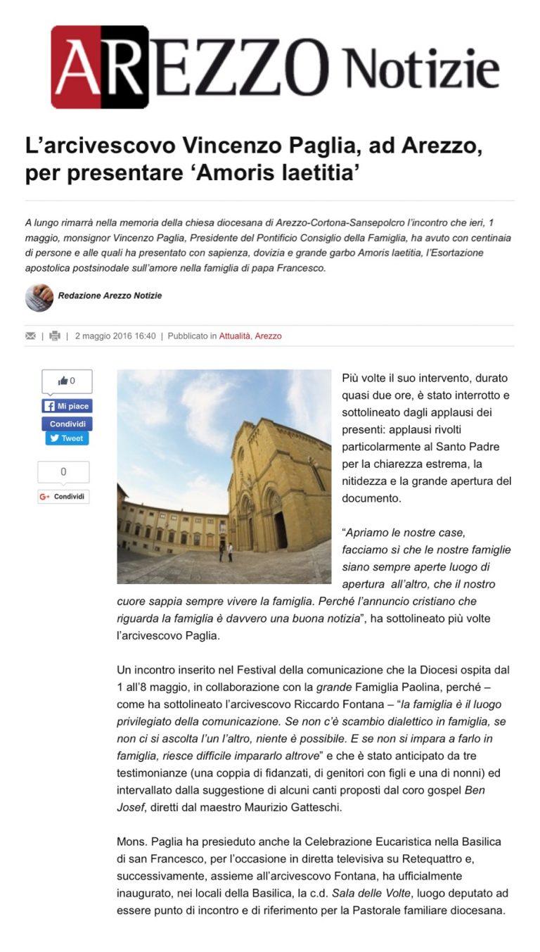 Arezzo Notizie